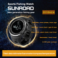 SUNROAD 5ATM Sport Watch Outdoor Climbing Moon Graph Tidal Data Fishing Watch Altimeter Barometer Compass Weather Forecast
