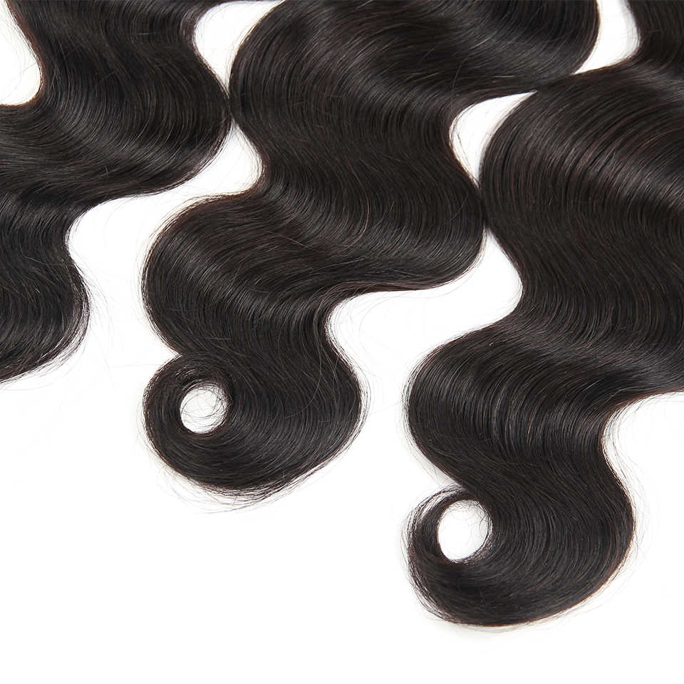 Queenlike שיער מוצרים 1 3 4 צרור 100% שיער טבעי Weave חבילות רמי שיער הרחבות פרואני גוף גל חבילות