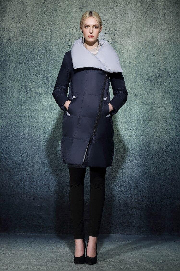 Femmes D'hiver Canard Down Designer Manteaux Femme Hiver rouge Veste Long Russe Manteau Bleu Parka Puffer Doudoune Pour 2016 nk0OPw