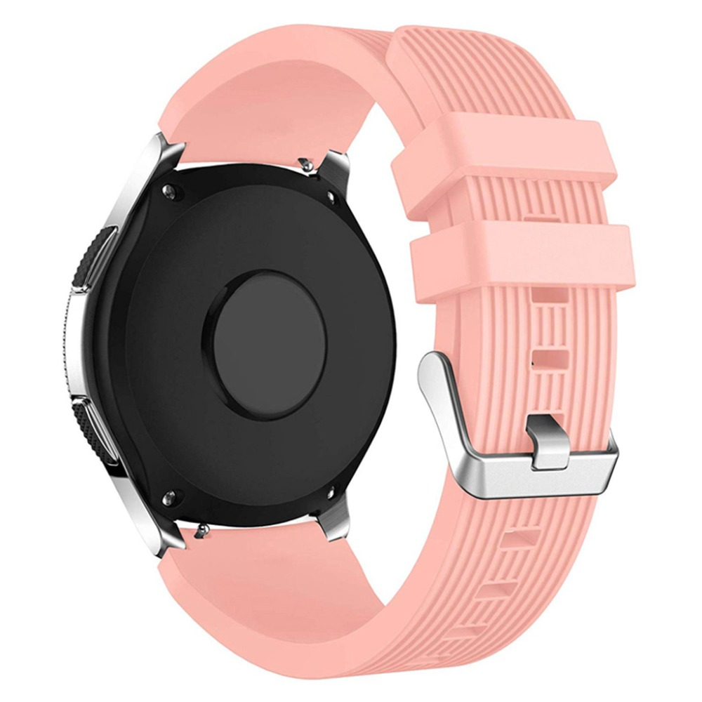 Punctual Watch Band Wrist Band Strap For Samsung Galaxy Watch 46mm Sm-r800 Smart Watch Samsung Gear S3 Frontier Bracelet Replacement Smart Electronics