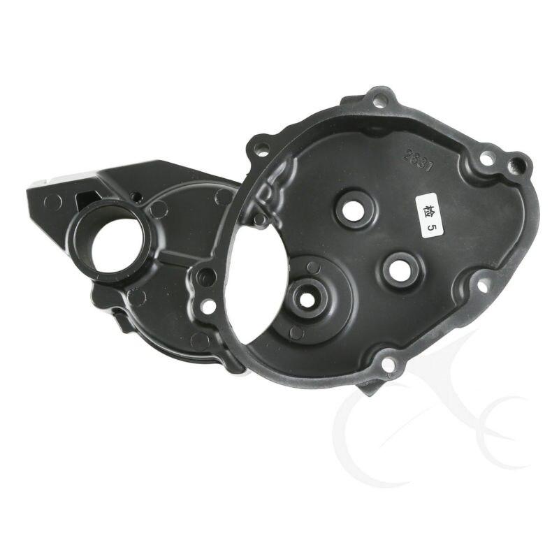 Motorbike Engine Starter Case /& Starter Cover Crankcase For Kawasaki ZX10R 08-10