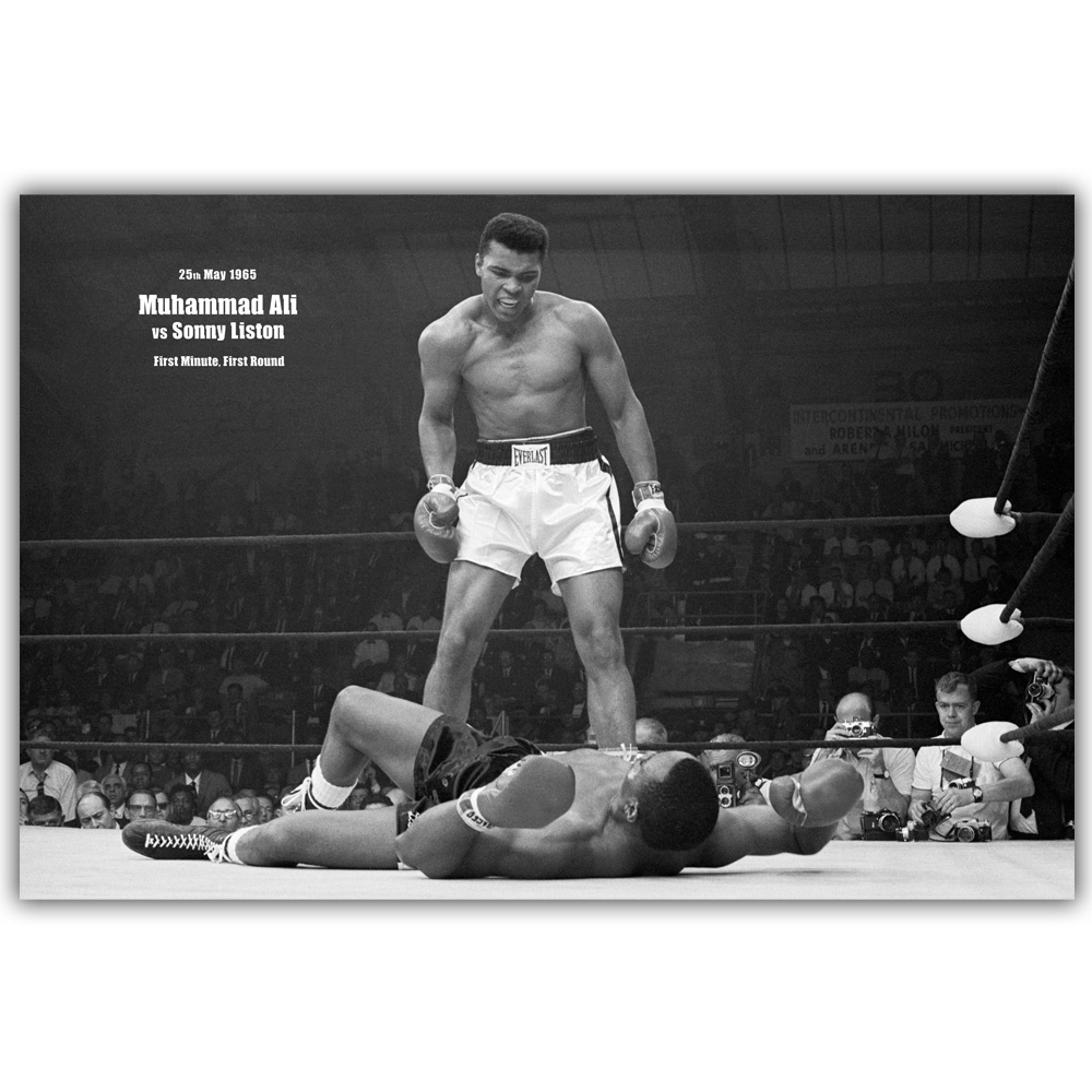 Online Get Cheap Boxing Posters -Aliexpress.com