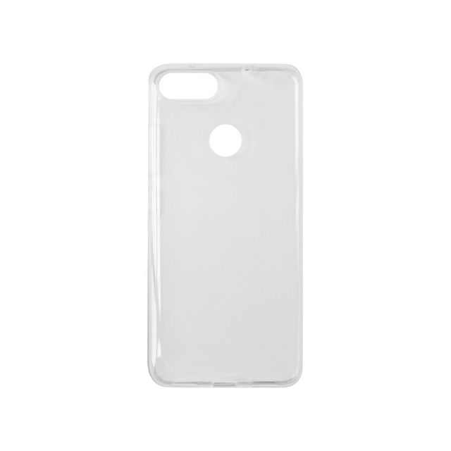 Чехол - накладка Mediagadget ESSENTIAL CLEAR COVER для ASUS ZenFone MaxPlus M1 (ZB570TL)(прозрачный)
