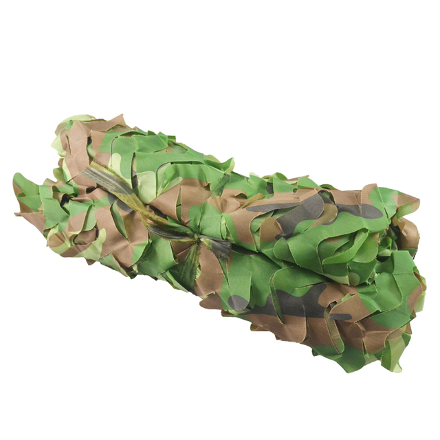 Free Shipping Camouflage Net Camo 2*3M Sun Shelter Jungle Blinds Car covers For Hunting Camping Military Outdoor