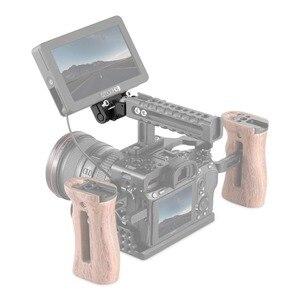 Image 5 - Smallrig デュアルカメラモニターホルダー evf サポートマウントスイベルモニターマウント arri と位置決めピン 2174