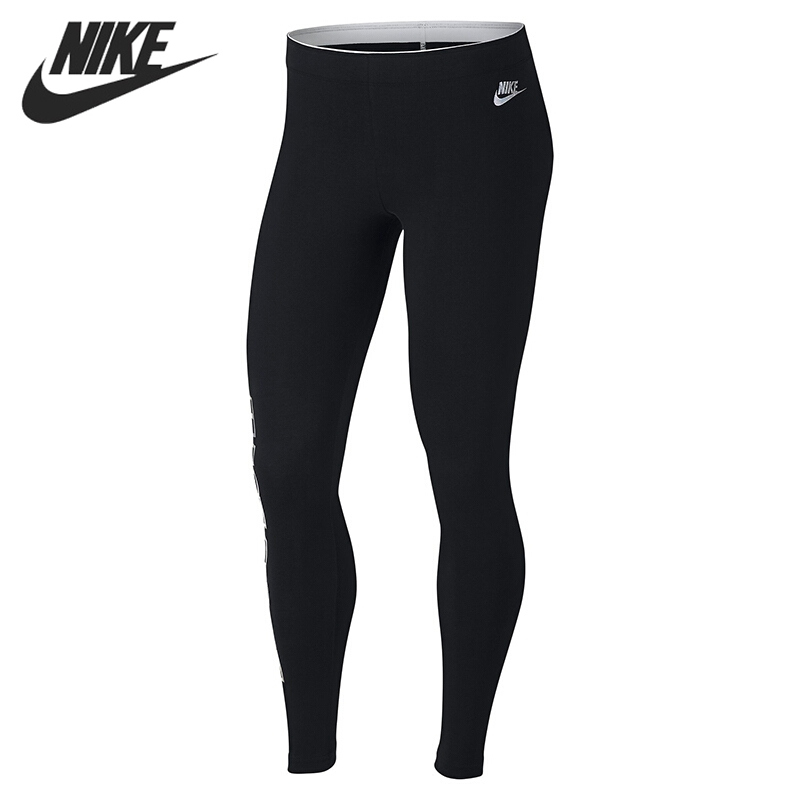 Original New Arrival 2017 NIKE AS W NSW LGGNG CLUB METALLC GX Womens Pants Sportswear