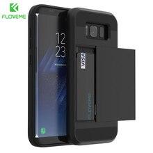 FLOVEME Case For iPhone X 8 7 6S 6 Plus 5 5S SE Credit font b