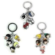 Attack On Titan Keychains (3 Styles)