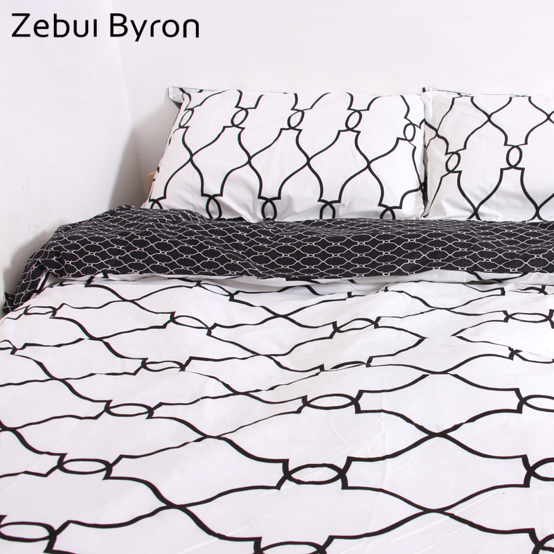 Copripiumino Bianco E Nero.Thelittlecupcakerytlc Comprare Zebui Byron Personalizzato