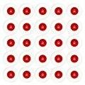 25 шт. беспроводной передатчик вызова кнопка офиса клуба официанта вызова пейджер водонепроницаемый 433 МГц Кнопка пейджера оборудование для...