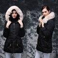 2016 Winter Jackets For Women Down Cotton Parka Women's Winter Jacket Coat Female Hooded Jacket With Pocket  Winter Jacket Women