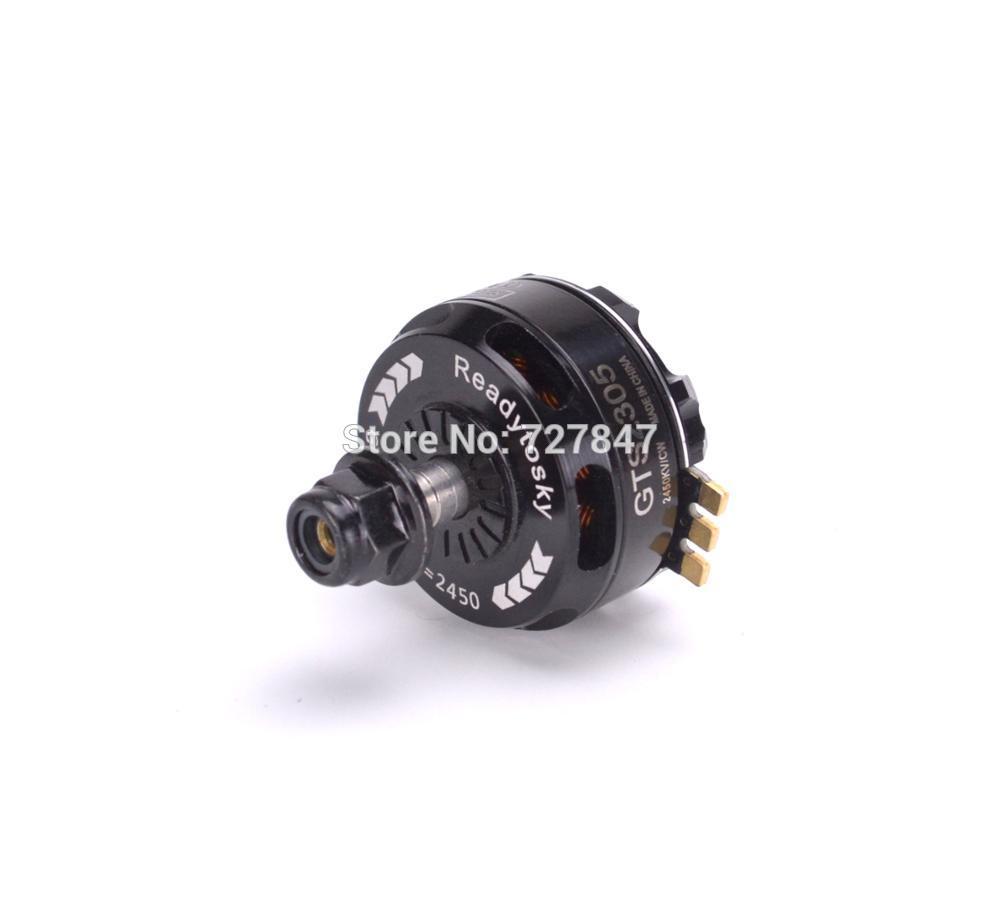 6 unids/lote Readytosky GTS2305 GT2305 2305 2450KV/2700KV Motor sin escobillas 3 5 S para Marciano QAV R 220mm dron de carreras FPV RC-in Partes y accesorios from Juguetes y pasatiempos    2