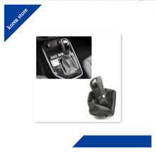 Черный рычаг переключения передач для hyundai ix25(creta) CRETA AT рычаг переключения передач для автомобиля