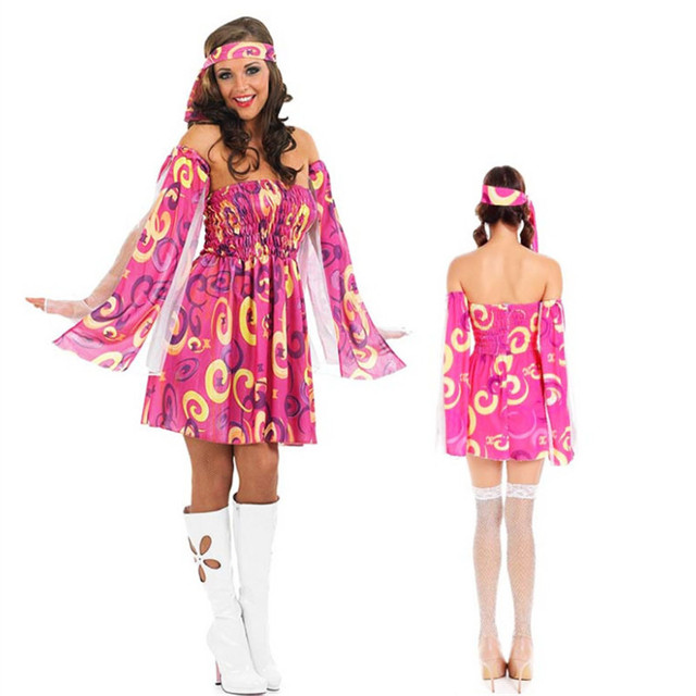 High Quality Lovely Pink Girl Arabian Costume Greece Princess Cleopatral  Cosplay Dress Role Party Halloween Costume For Women