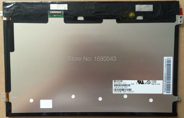 "Free Shipping HV101WU1-1E3 1920X1200 IPS 10.1"" inch LCD for for Asus TF700 Display Screen Panel NEW"