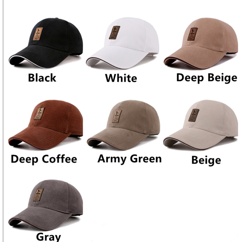 7 Colors Golf Hats for Men and Women 18