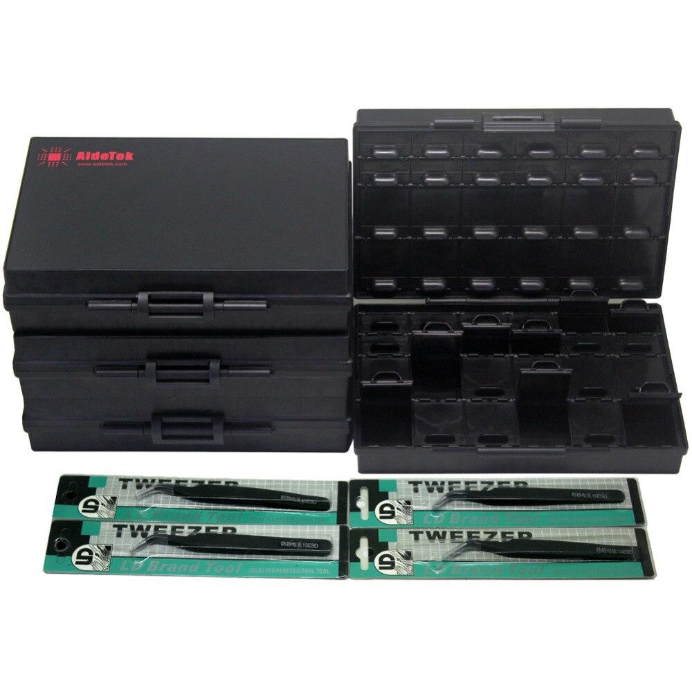 Acheter AideTek 4BOX ALL 48 ESD safe Boîtier pour montage en
