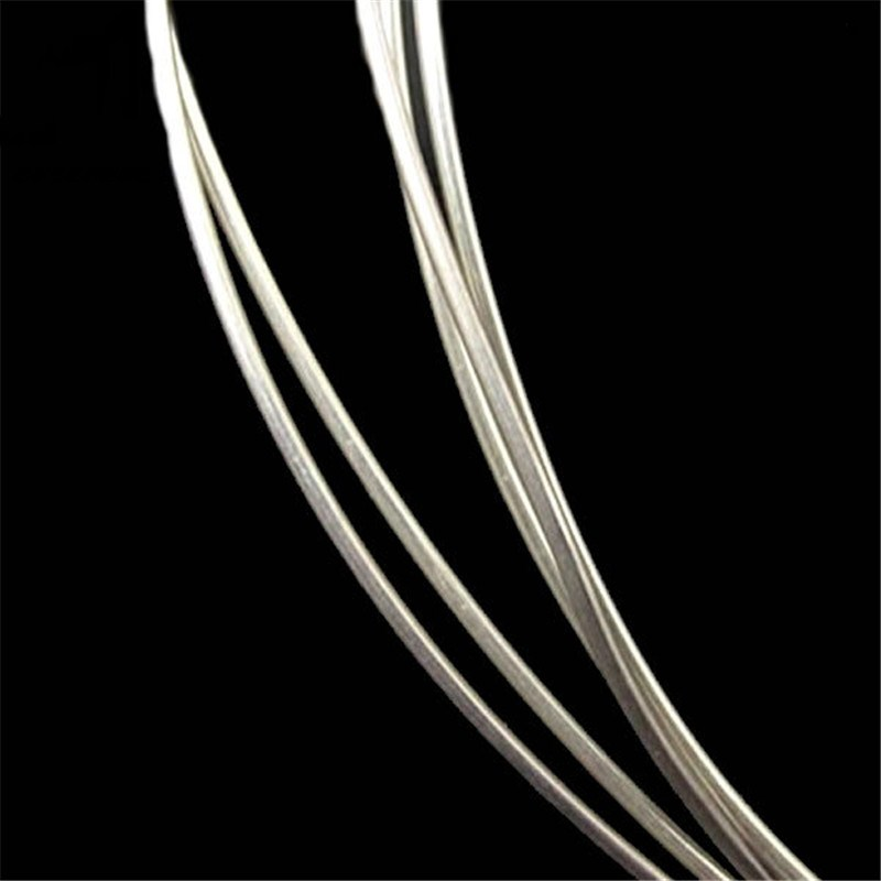 0.3mm-1mm 925 Sterling Silver Jewelry Wire Cord Pure Silver Wire Beading Stringing For DIY Jewelry Findings Making