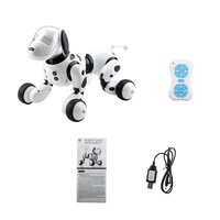 Robot Dog Electronic Pet Intelligent Dog Robot Toy 2.4G Smart Wireless Talking Remote Control Kids Gift For Birthday