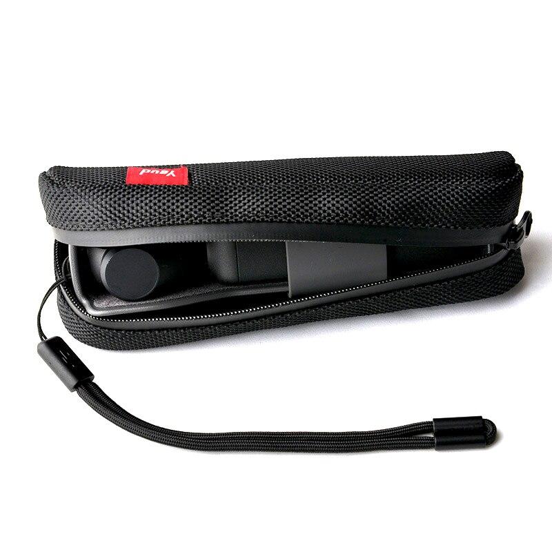 Osmo caso de bolso 1680d saco à prova dwaterproof água caixa proteção saco portátil para dji osmo bolso handheld acessórios da câmera gimabl