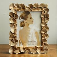 7inch Vintage Rhinestone home Photo Frames resin Picture Frame Bridal Favor Gifts wedding decoration XC024