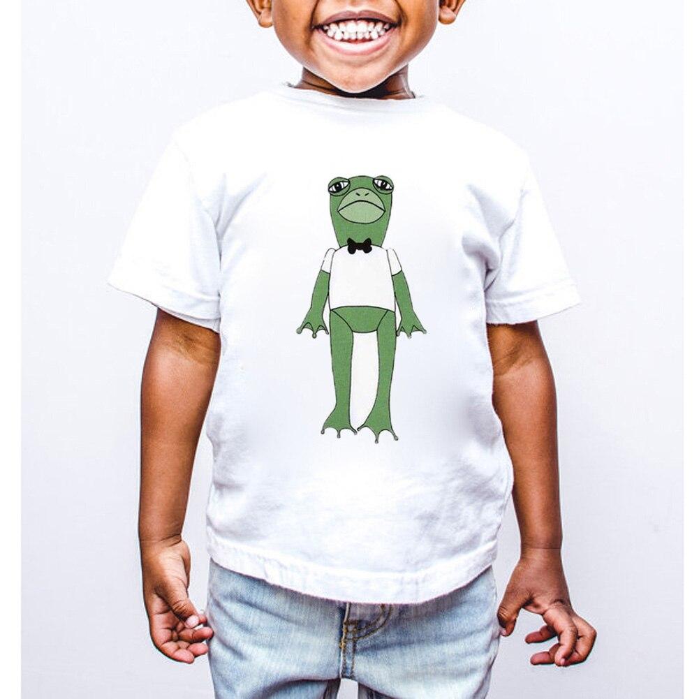 Design t shirt baby - 2017 Brand Design Baby Tshirt Boys Summer Style Cute Kawaii Girls T Shirt Tops Kids