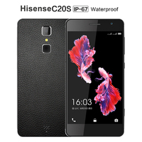 Original Hisense C20S Waterproof Phone 4G LTE IP67 Octa Core Smartphone 5 Inch 13MP 3GB RAM