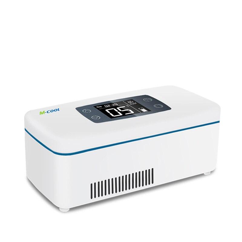 Sac de refroidissement à l'insuline Portable sac isotherme à glace réfrigérateur à insuline diabétique Bolsa Termica