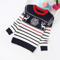 2016 new fashion children clothing cotton boys sweater 6-12years boys' sweaters 8101