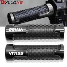 """Manillar de motocicleta de 7/8 """"y 22mm, accesorios de aluminio CNC, manillar de motocicleta, manillar de mano para Honda VT1100 VT 1100 1995 2007"""