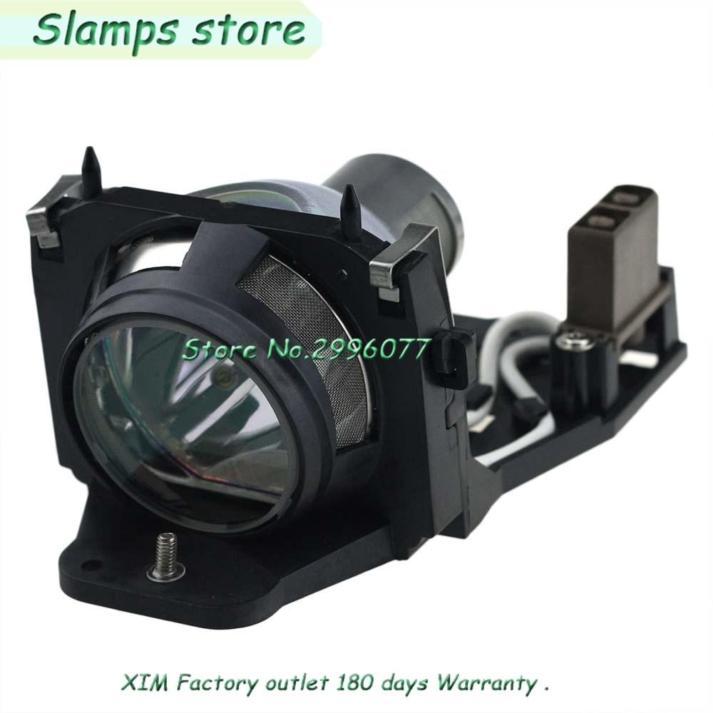 High Brighness Replacement Projector Lamp with housing SP LAMP LP5F for Infocus LP500 LP530 LP5300 LP530D