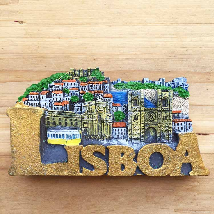 The Lisbon Home That S Mad About Technology: Portugal Lisbon Omni Tech Travel Famous Scenic Spot