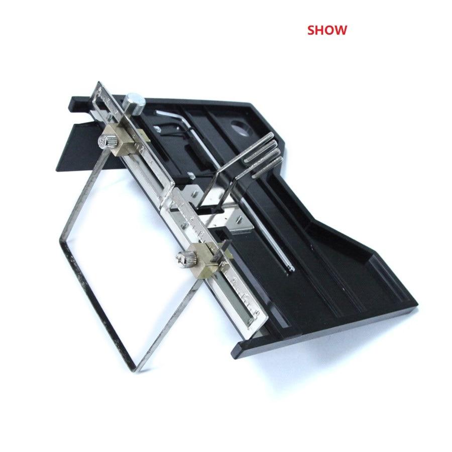 Novo 1 pçs placa entalhada placa de espuma elétrica acessórios faca corte para faca quente
