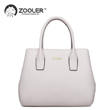 ZOOLER 2016 woman leather bag bags handbags women famous brands luxury genuine leather bag handbag specially designed bolsos1666