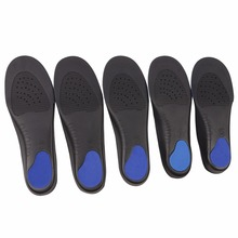 New 1 Pair Shoes Arch Support Cushion Feet Care Insert Orthopedic Flat Foot Insole
