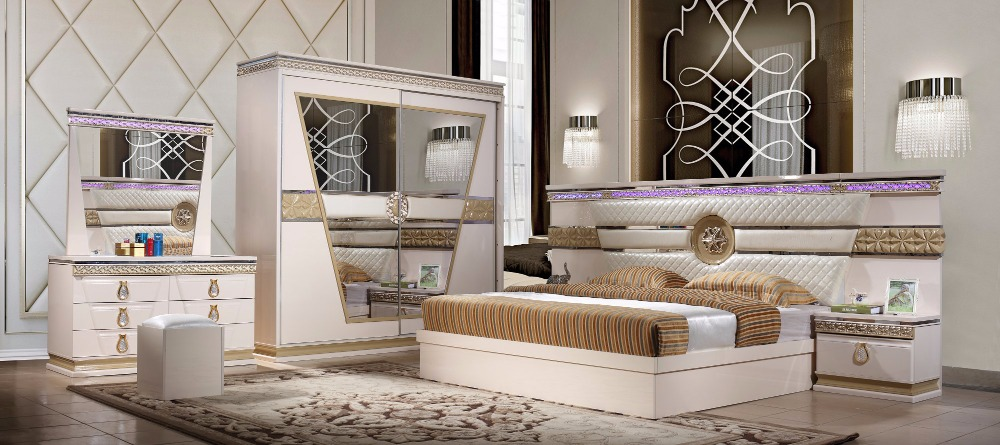 Moveis Para Quarto Coiffeuse Table De Maquillage Top Fashion Modern Bedroom Set Nightstand Good Quolity Promotion Cheap Price
