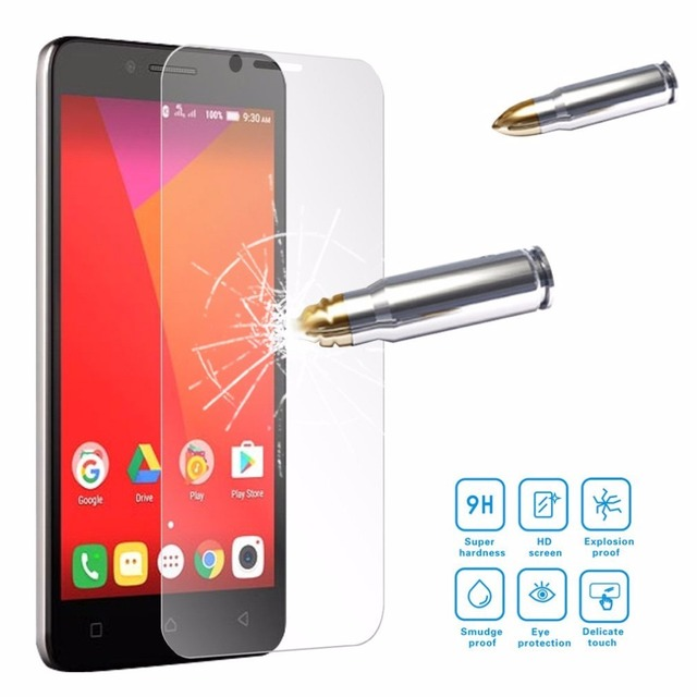 9H 026mm Premium Tempered Glass For Lenovo A6600 Plus A6600A40 A6600D40 Screen Protector Explosion Proof Sklo AKTIMO