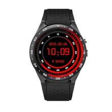Smart Watch Android GPS 3G SIM 1.39″ AMOLED OGS Display 4GB+512MB MTK6580 Quad Core 2.0MP Camera WiFi Smartwatch For Android IOS