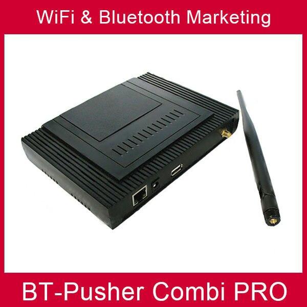 Продвижения Bluetooth сигнал вещания толкатель wi-fi рекламы близости маркетинга устройство Bt-толкатель COMBI PRO С автомобильное зарядное устройство