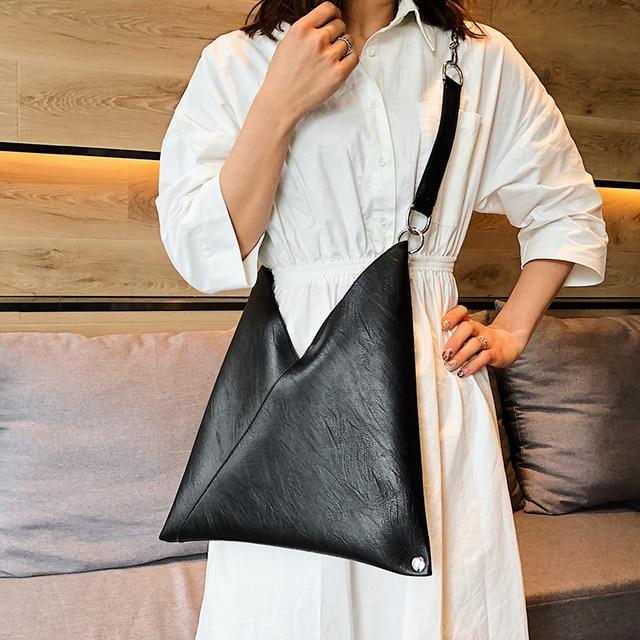 Fashion Leather Handbags for Women 2019 Luxury Handbags Women Bags Designer Large Capacity Tote Bag Shoulder Bags for Women Sac 2