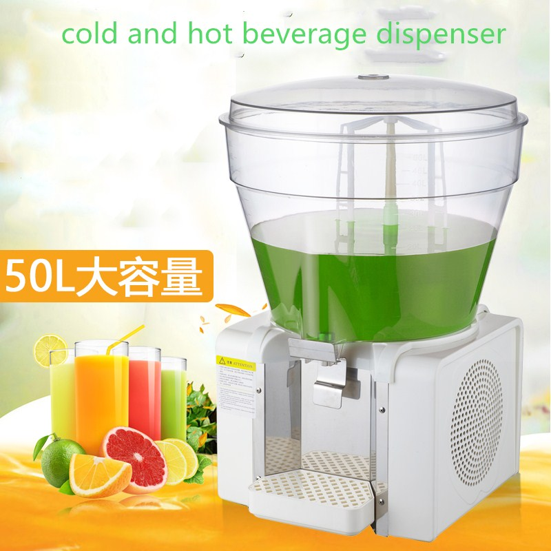 2017 newst single tank juice dispenser cold and hot beverage machine slush machine juice dispenser orange juicer grape juicer free shipping cold drink dispenser slush machine sparying juicer ice beverage dispenser for sale