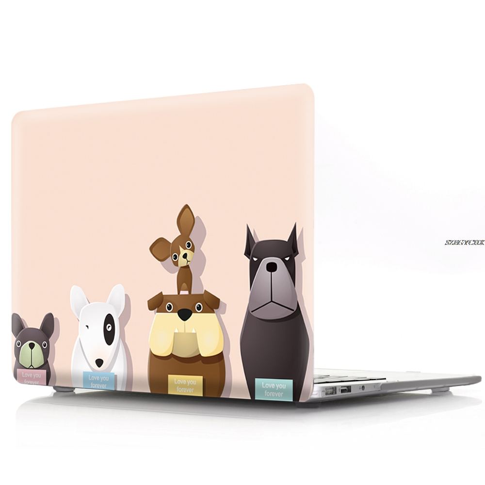 Animal Retina Shell Case for MacBook 40