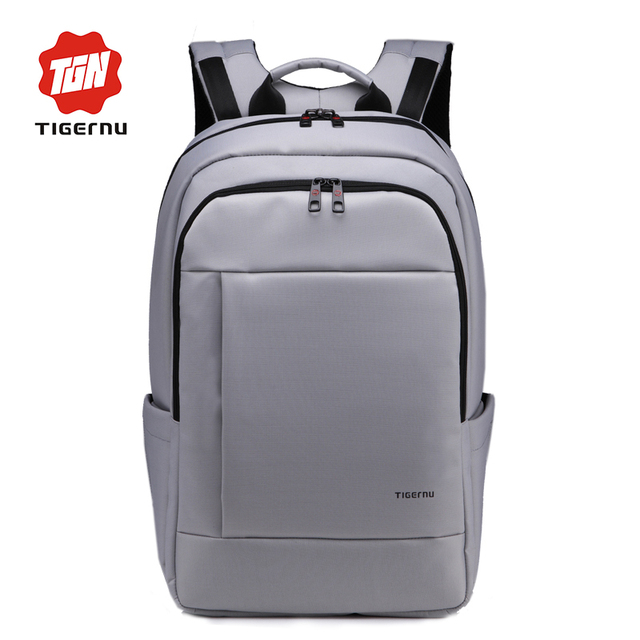c42b8b9bcb9c 2017 Tigernu 17inch Men Backpack Fit 15.6inch Laptop Schoolbags for Teenage  Female Travel Tactical Mochila