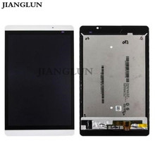JIANGLUN White LCD Screen and Digitizer Assembly for Huawei MediaPad M2 8.0 M2-801 M2-803