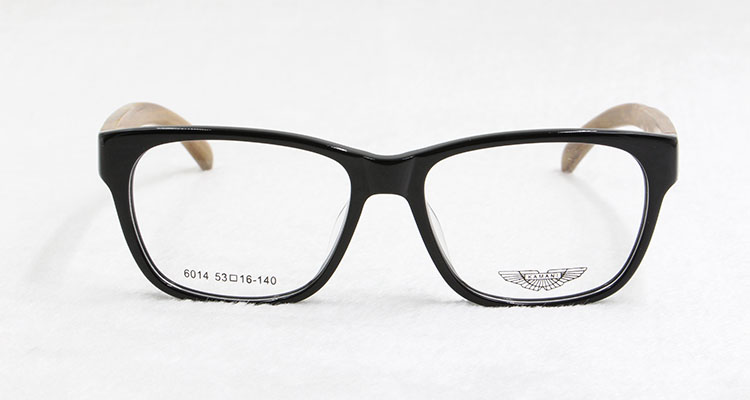 836ec3f8a73 BCLEAR Acetate Eyeglasses Frame Brand Women Fashion Men Optical Eye Glasses  Full Frame Eyewear with Spring ...