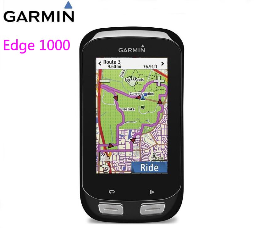 Garmin Edge 1000 GPS Cycling Bicycle Computer Enabled Mount Road/MTB Bike speed Cadence Sensor good to Garmin Edge 200 520 820|Bicycle Computer| |  - title=