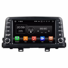 4GB RAM Octa Core 8″ Android 8.0 Car Radio dvd Player for Kia Morning Picanto 2017 With GPS Bluetooth WIFI USB DVR Mirror-link