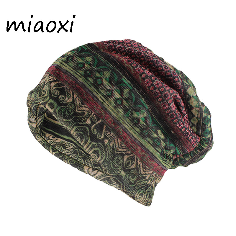 miaoxi New Arrival Fashion Women   Beanies     Skullies   Adult Lace Casual Hat Summer Soft Gorros Scarf Dual-use Hats