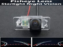 цена на 1080PFisheye Trajectory Tracks Car Rear view Camera for BMW X3 X5 X6 E53 E70 E71 E72 E83 E38 E39 E46 E60 E61 E65 E66 E90 E91 E92