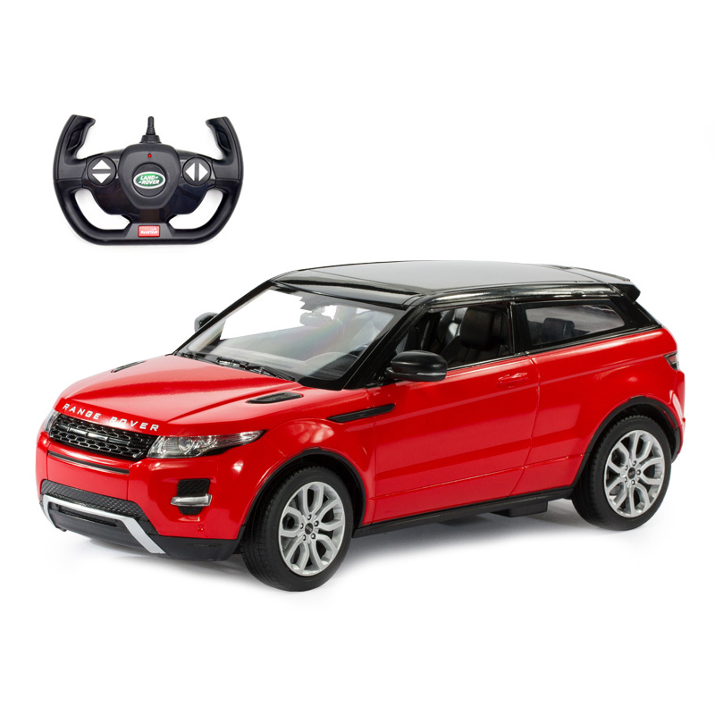 Rastar Range Rover Evoque RC voiture 1:14 SUV télécommande jouets voiture radiocommande Machine modèle voiture électrique garçons cadeaux d'anniversaire